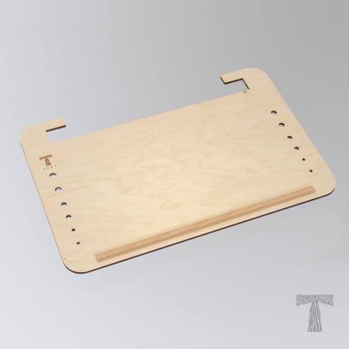 Полка для мольбертов-треног 44,8х29,8х0,6 см ТМ TART