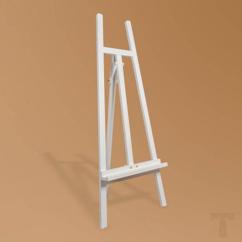 Мольберт белый выставочный 138 см TART РИМСКИЙ
