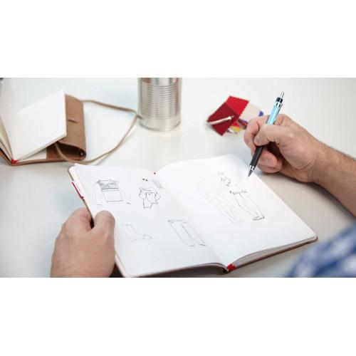 Copic блокнот Sense Book Red Rubber, 14х21 см, 135 листов 80 г