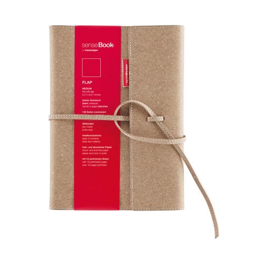Copic блокнот с съемным блоком Sense Book Flap+Refill, 14х21 см, 135 листов 80 г