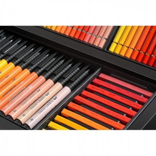 Эксклюзивный профессиональный набор  482 шт KARLBOX ART & GRAPHIC