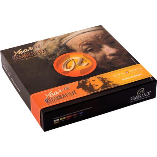 Набор масляных красок Rembrandt Year 10x15 мл 01820410