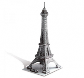 Пазлы Folia 3D-Modellogic Eiffel Tower/Paris, 35 единиц