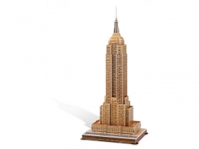 Пазлы Folia 3D-Modellogic Empire State Building/New York, 56 единиц
