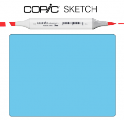 Маркер Copic Sketch B-14 Light blue (Голубой)
