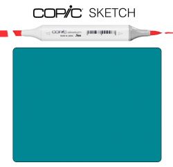 Маркер Copic Sketch BG-09 Blue green сине-зеленый