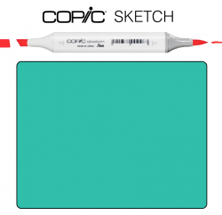 Маркер Copic Sketch BG-18 Teal blue сине-бирюзовый