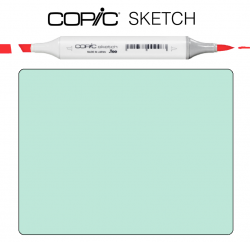 Маркер Copic Sketch BG-32 Aqua mint Водянистый мятный
