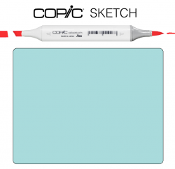 Маркер Copic Sketch BG-34 Horizon green зеленый горизонт