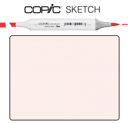 Маркер Copic Sketch E-00 Skin white Белая кожа