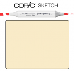 Маркер Copic Sketch E-31 Brick beige бежевый