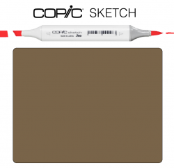 Маркер Copic Sketch E-77 Maroon Темно-бордовый
