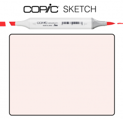 Маркер Copic Sketch R-00 Pinkish white Оранжево-Белый