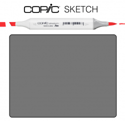 Маркер Copic Sketch W-7 Warm gray Теплый серый