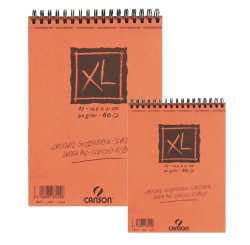 Альбом Canson XL Recycled album spiral-bound 160 гр A5 (25 листов)