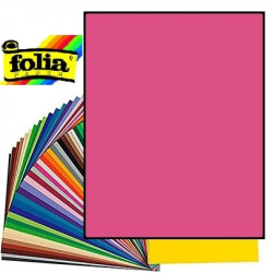 Картон Folia Photo Mounting Board 300 гр, 50x70 см, №23 Pink (Фуксия)