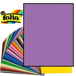 Картон Folia Photo Mounting Board 300 гр, 50x70 см, №28 Dark lilac (Фиолетовый)