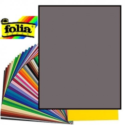 Картон Folia Photo Mounting Board 300 гр, 50x70 см, №84 Stone grey (Серый)