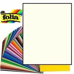 Картон Folia Photo Mounting Board 300 гр, A4, №01 Peаrl white (Молочно-белый)