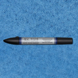 Маркер Winsor акварельный Watercolor Markers, № 541 Prussian Blue Hue (Прусский синий)