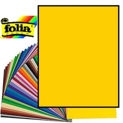 Картон Folia Photo Mounting Board 300 гр, A4, №14 Banana yellow (Бананово-жовтий)