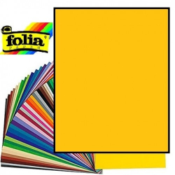 Картон Folia Photo Mounting Board 300 гр, A4, №15 Golden yellow (Жовто-золотий)