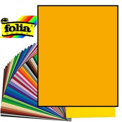 Картон Folia Photo Mounting Board 300 гр, A4, №16 Geep yellow (Темно-жовтий)