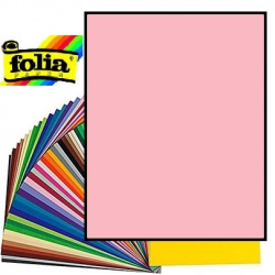 Картон Folia Photo Mounting Board 300 гр, A4, №26 Light pink (Світло-рожевий)