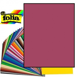 Картон Folia Photo Mounting Board 300 гр, A4, №27 Wine red (Вишневий)