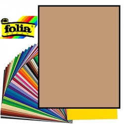 Картон Folia Photo Mounting Board 300 гр, A4, №75 Deer brown (Коричневий)