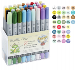 Набор маркеров Copic Ciao Set Brilliant Colours 36 шт - 22075436