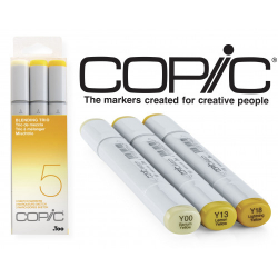 Маркеры Copic Sketch Set Blending Trio 5 3 шт 21075635