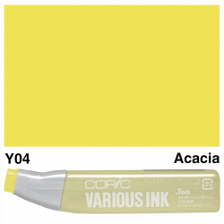 Чернила Copic Various Ink Y-04 Acacia (Акация) 20076251
